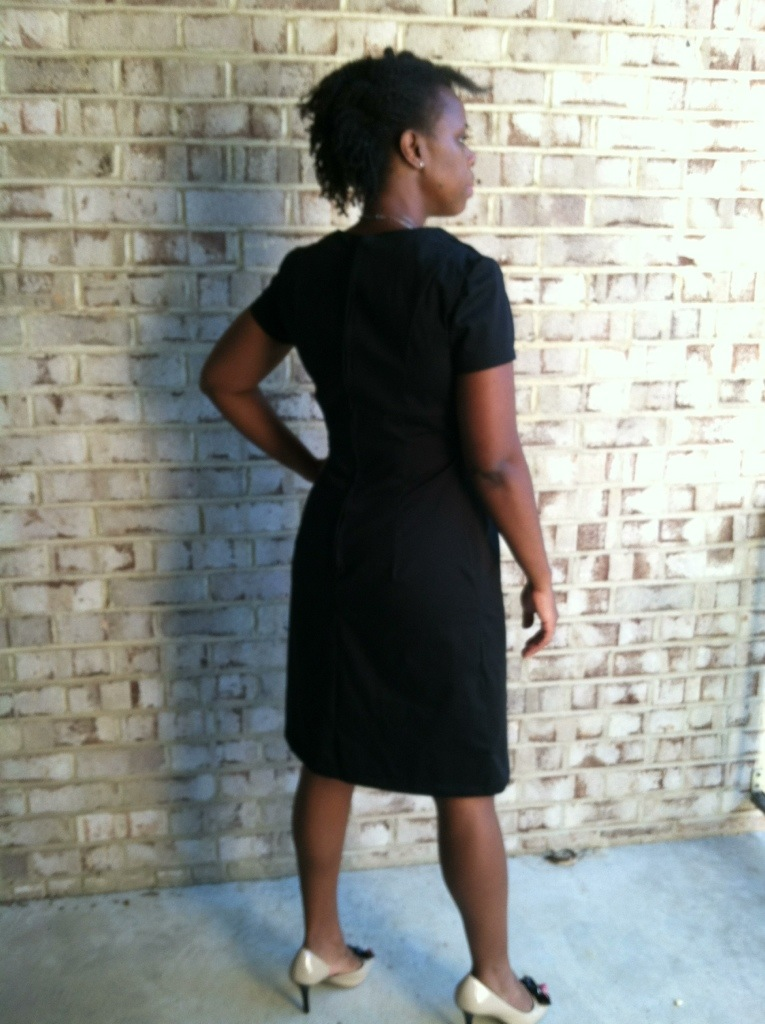 My Simplicity 2404 - Back View